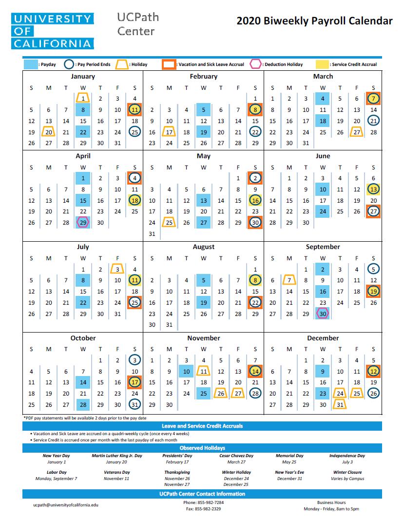 Ucla Fall 2021 Calendar UCLA Payroll Calendar 2021 | Payroll Calendar