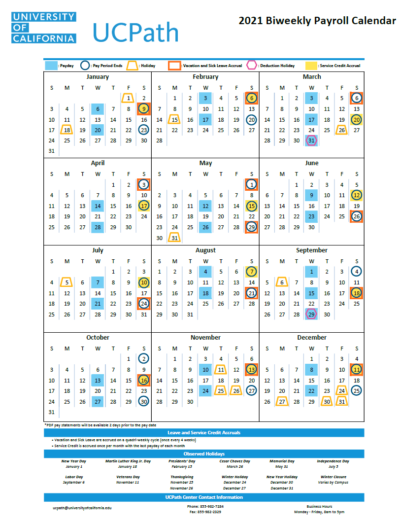 2021 And 2020 Calendar Ucsd Images