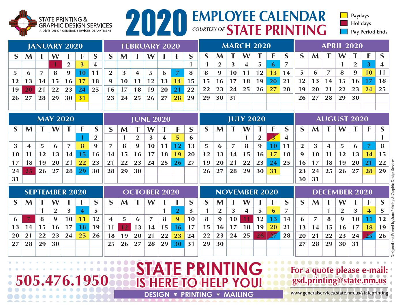 Nmsu 2021 Calendar